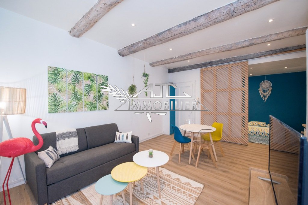 CANNES BANANE VENTE APPARTEMENT 2 PIECES CENTRE