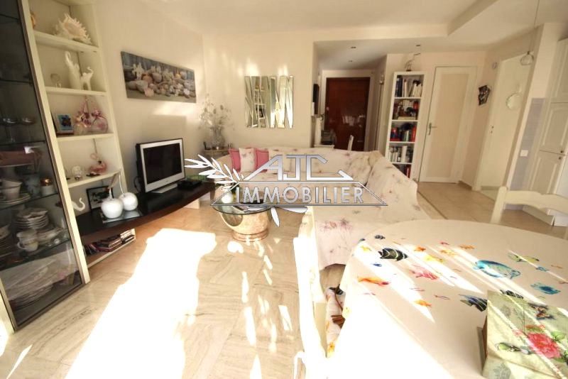 CANNES BASSE CALIFORNIE APPARTEMENT 2 PIECES RESIDENCE STANDING