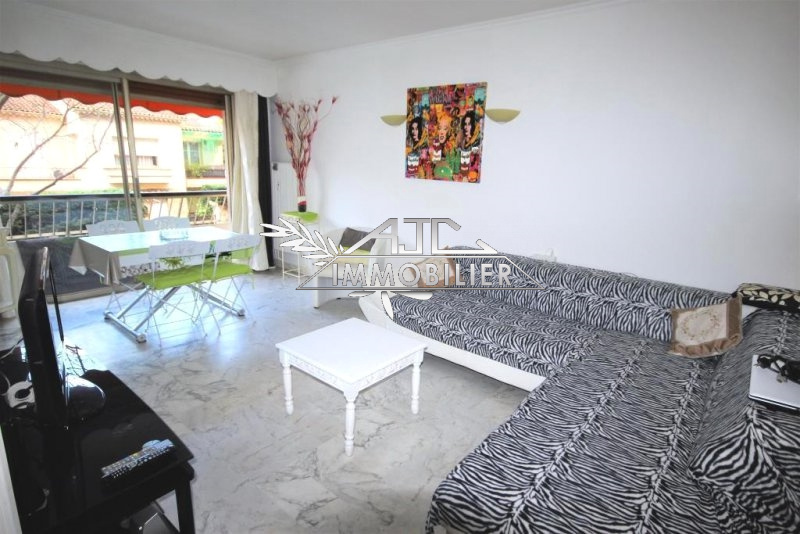 CANNES BASSE CALIFORNIE APPARTEMENT 2 PIECES PROCHE COMMODITES